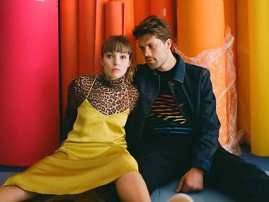 We Chat With British Alt-Pop Duo Oh Wonder On Their Comeback