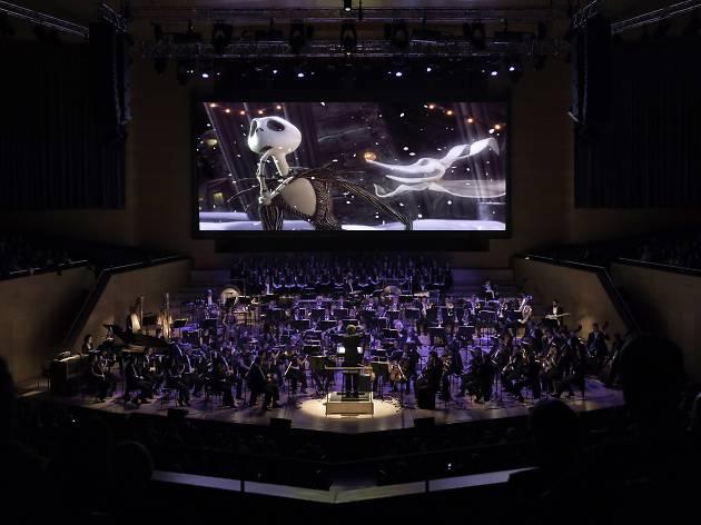 Viviu un concert de pel·lícula a L'Auditori