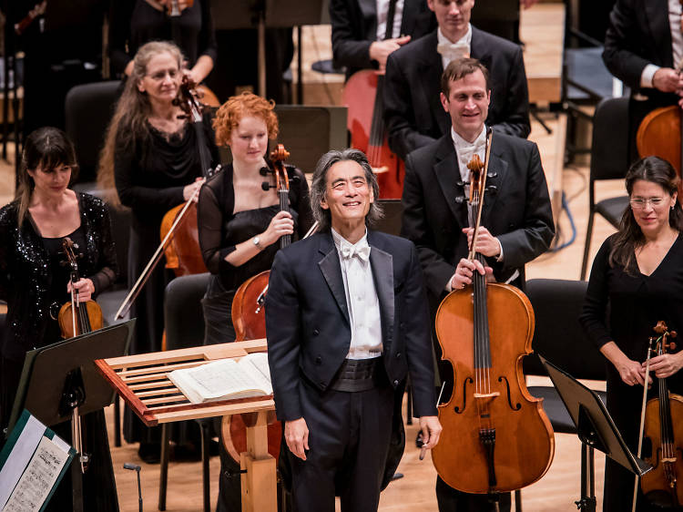 Orquesta Sinfónica de Montreal. Gira de despedida de Kent Nagano