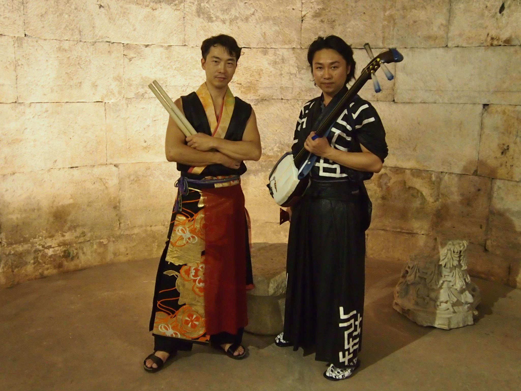 Keisho Ohno y Kenji Furutat