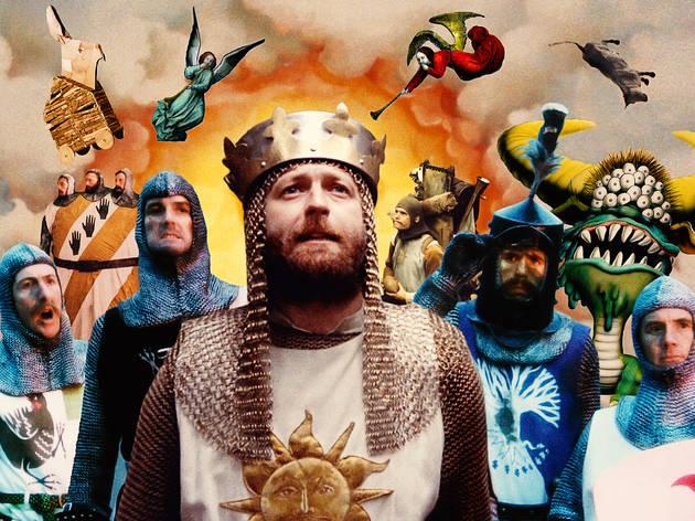 Monty Python e o Cálice Sagrado