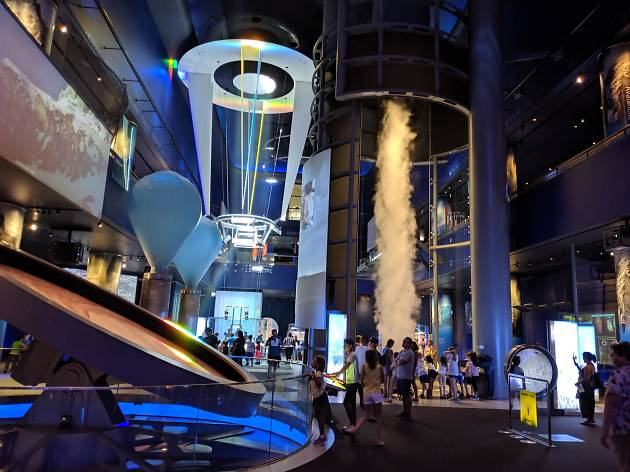 The Museum of Science and Industry has a new name—and it's a mouthful