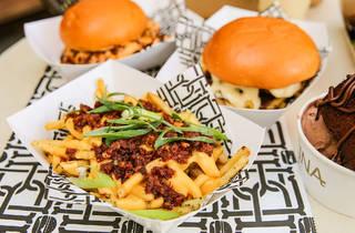Food at Parramatta Lanes