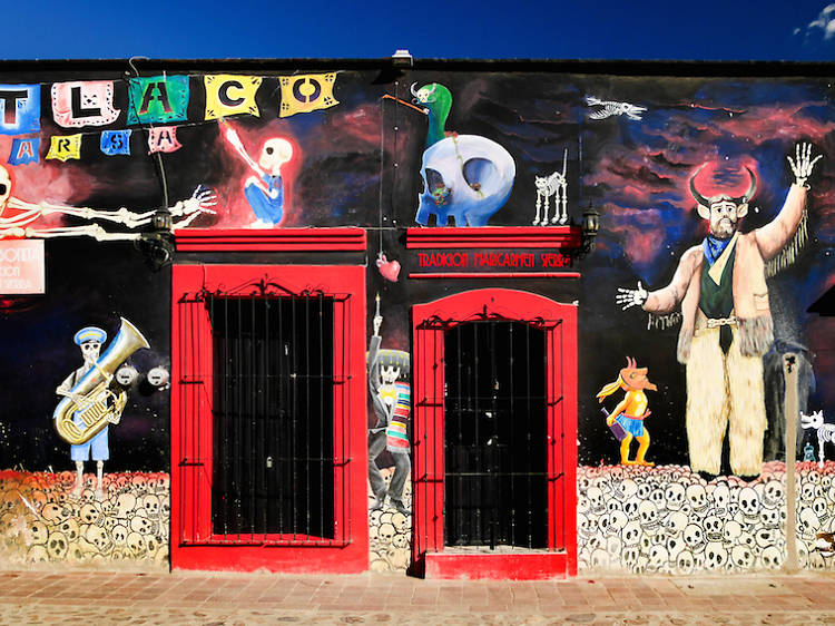 Jalatlaco, Oaxaca