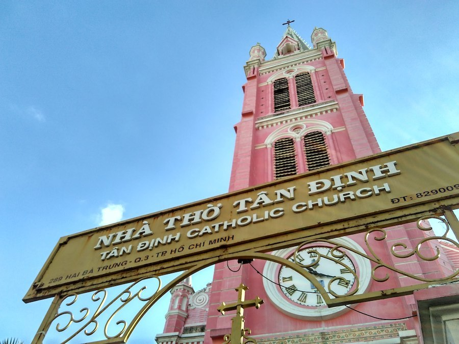 Districte 3, Ho Chi Minh
