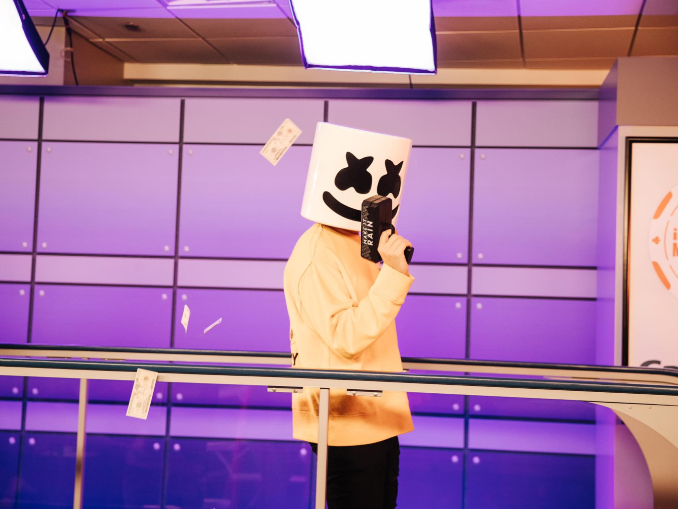 Party with Marshmello, Lil Jon and more at Club Cubic, Macau