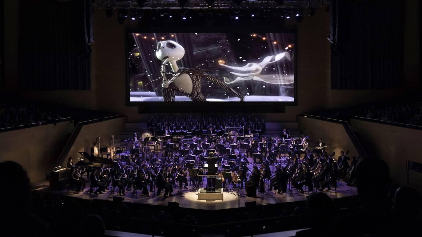 Vivid un concierto de película en L'Auditori