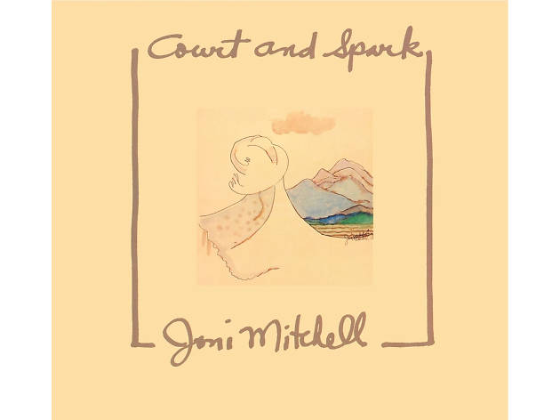 Court and Spark by Joni Mitchell