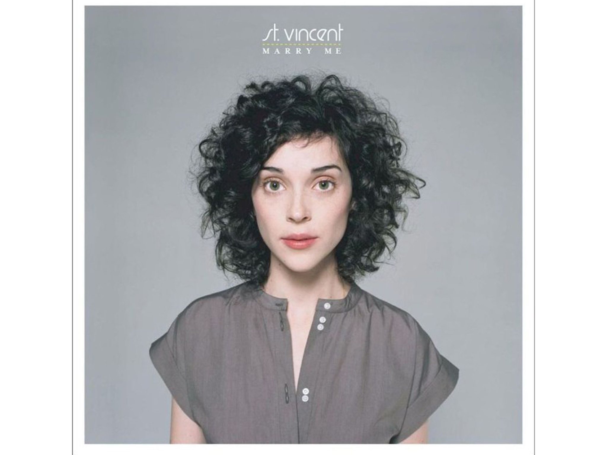 Marry Me by St Vincent