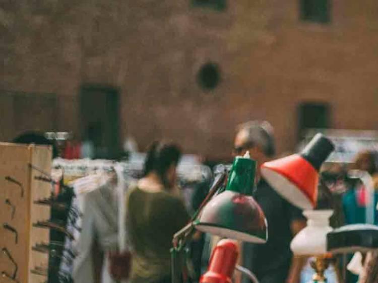 Ir de compras por un mercadillo 'vintage' virtual
