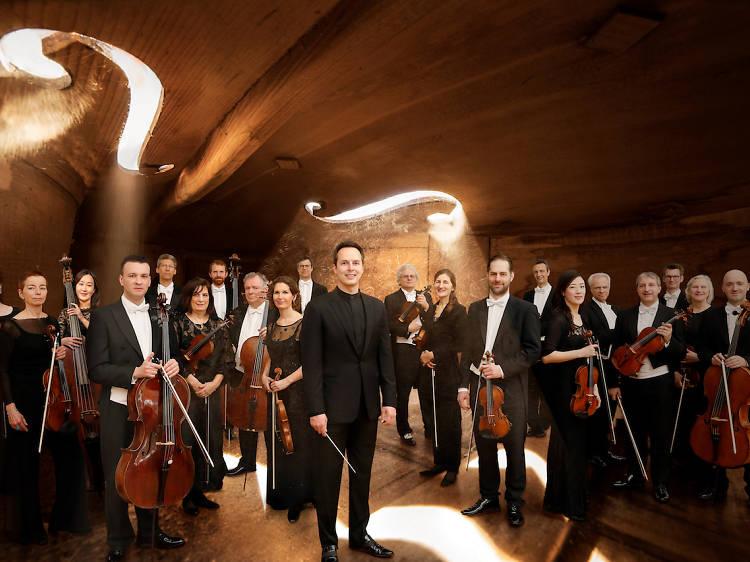 Württemberg Chamber Orchestra Heilbronn:激昂的歷史樂章