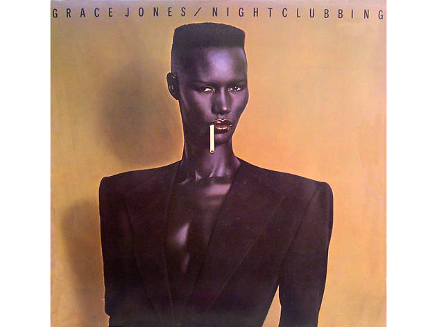 Nightclubbing album by Grace Jones
