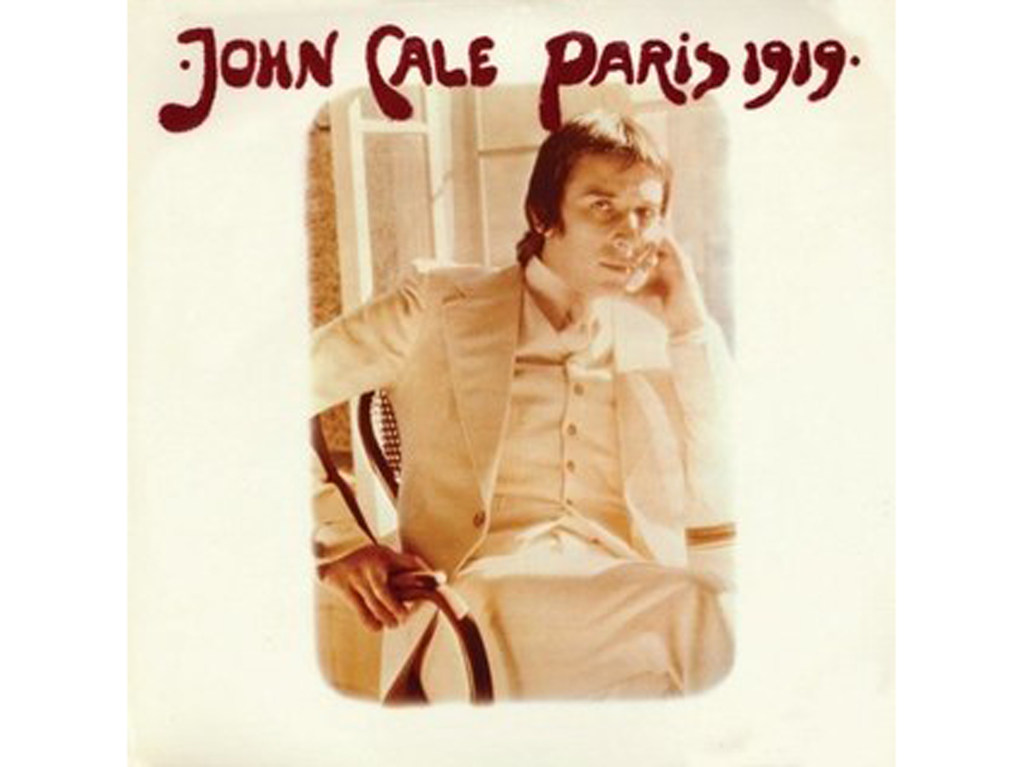 Paris 1919 album by John Cale