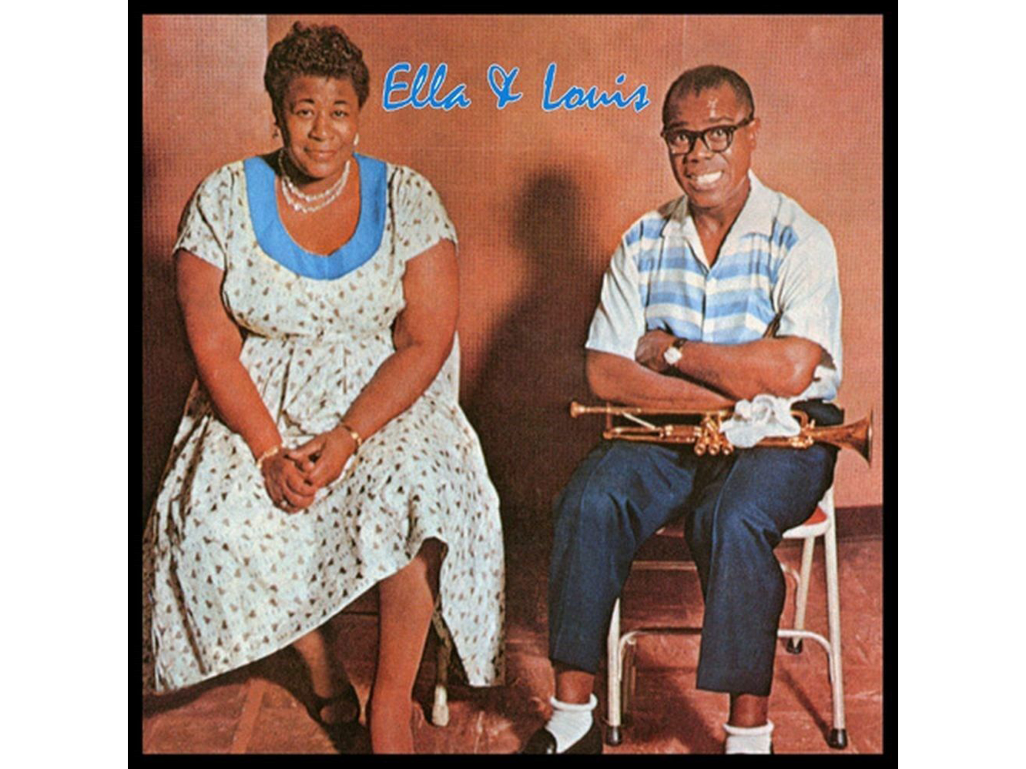 Ella and Louis album by Ella Fitzgerald and Louis Armstrong