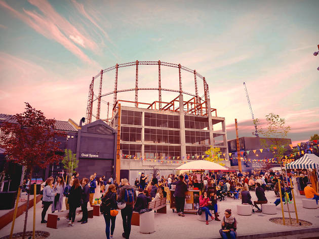 Oval Night Market