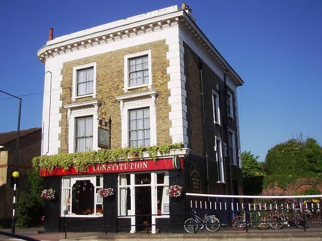 The Constitution pub, Camden