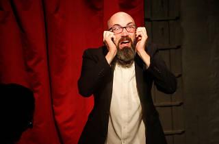 Clay McLeod Chapman in The Pumpkin Pie Show
