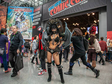 New York Comic Con: The best looks from 2019