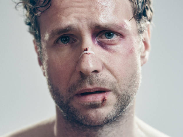 Death of England, Rafe Spall, National Theatre, 2020