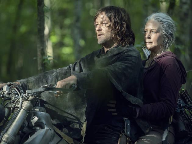Norman Reedus como Daryl Dixon en The Walking Dead