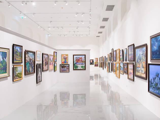 พิพิธภัณฑสถานแห่งชาติ หอศิลป