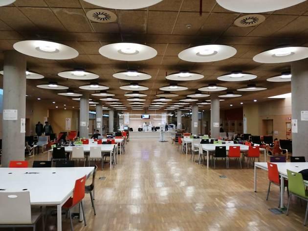 Biblioteca María Zambrano (UCM)