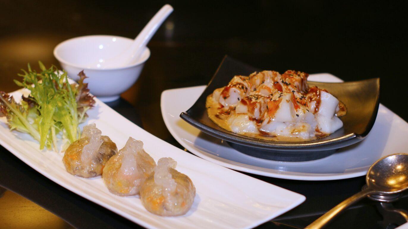 Chef Kong's Vegetarian Dim Sum at Grand Millennium KL