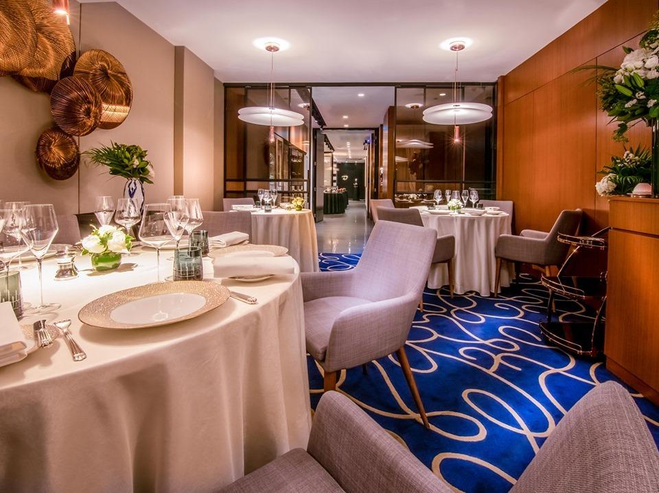 Vianney Massot Restaurant