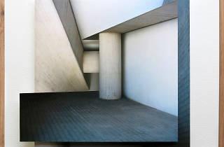 Patrik Grijalvo - Serie Gravitación Visual 'Calatrava, Ciudad de las Artes, Valencia', 2019.