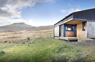 The Black Shed, Isle of Skye