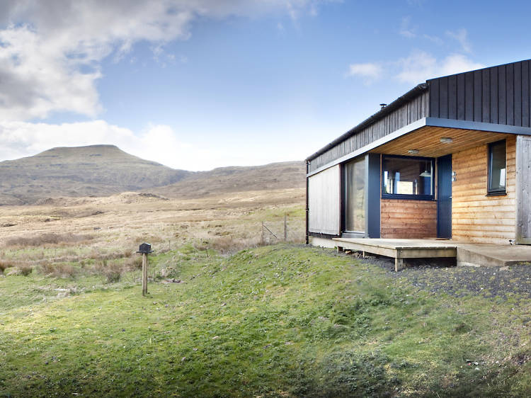 The cosiest cabins to book right now