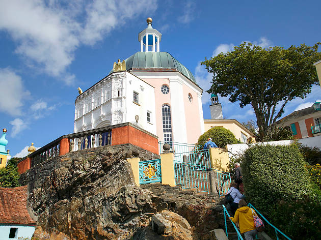 13 things to do in Portmeirion