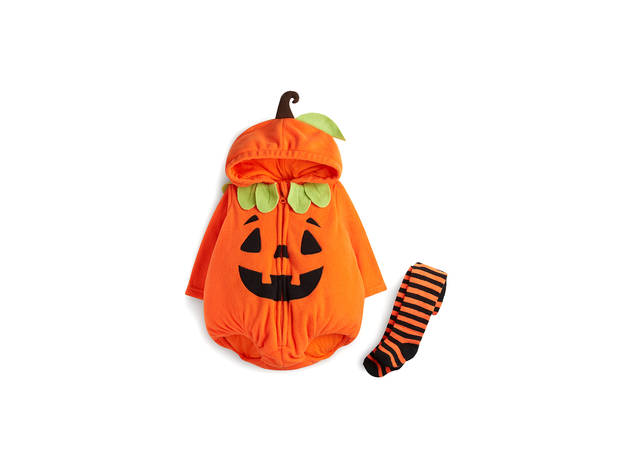 Shopping Halloween Kids