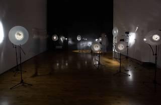 Instal•lació Artística: Espectres Visibles