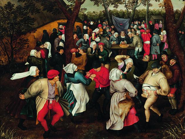 5 cuadros increíbles de la exposición de Brueghel
