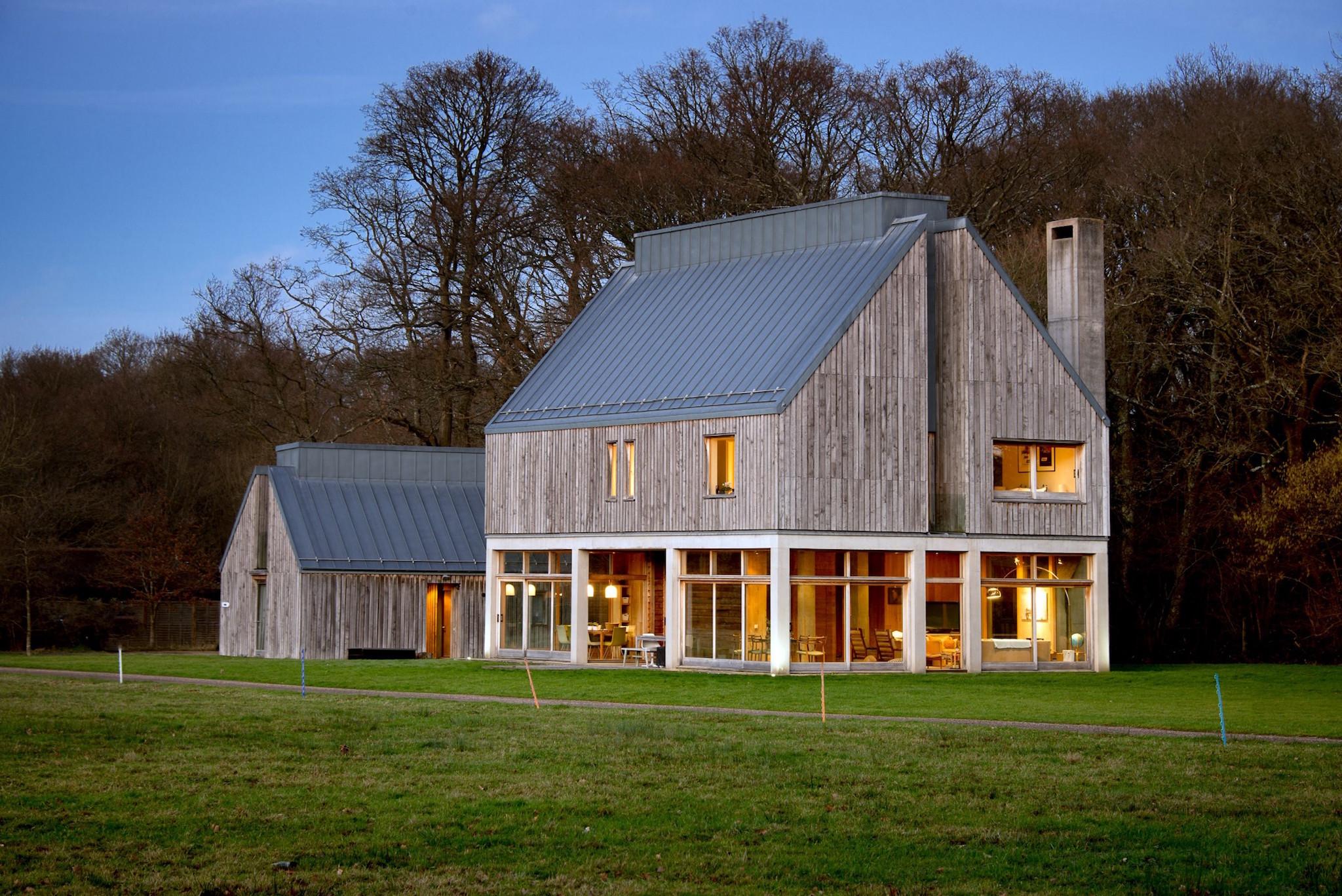 The Lodge - Whithurst Park