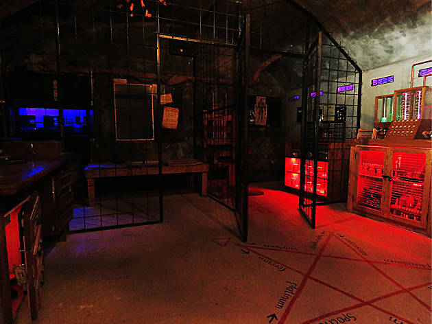 PLAY! Escape Room in Budapest
