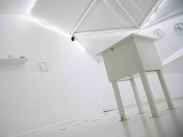 MindCrime escape room in Budapest