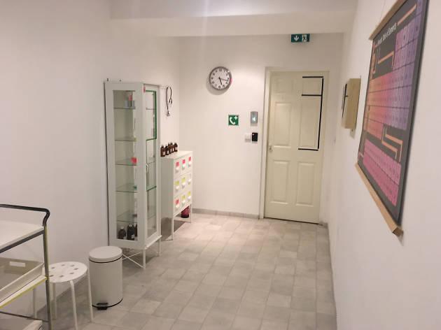 Scavenger Escape escape room in Budapest