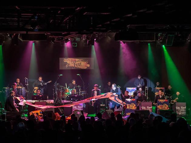 Big Band Jazz de México, celebra sus 20 años