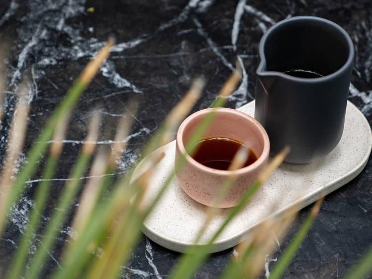Café de olla con piquete