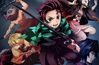 Demon Slayer, uno de los mejores animes de 2019