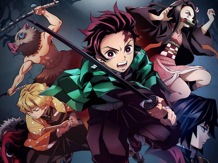 Demon Slayer: Kimetsii no Yaiba