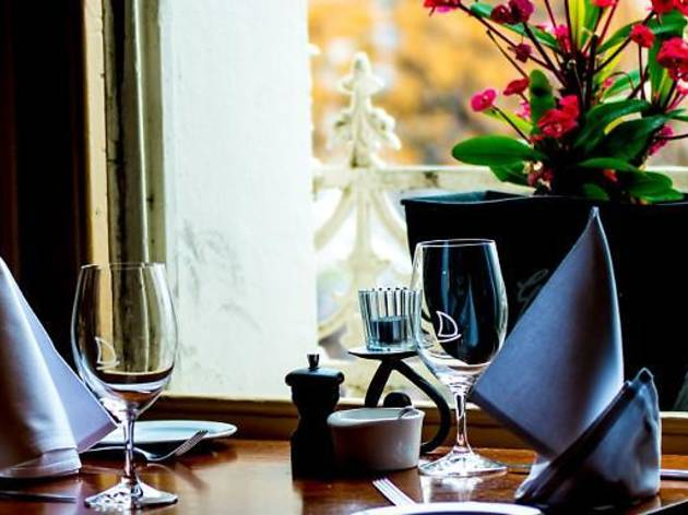 Mediterraneo Charcoal Restaurant