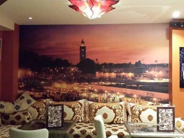 Cafe Alhambra