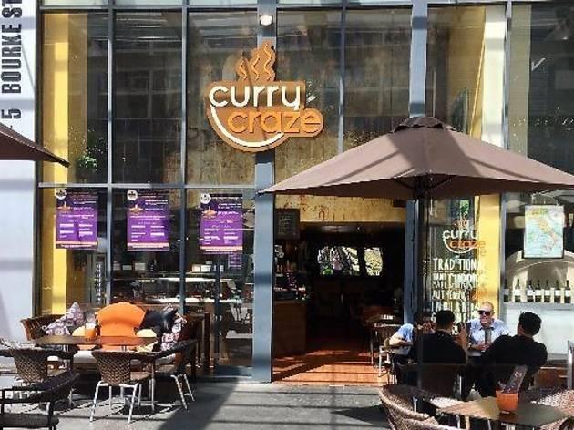 Curry Craze