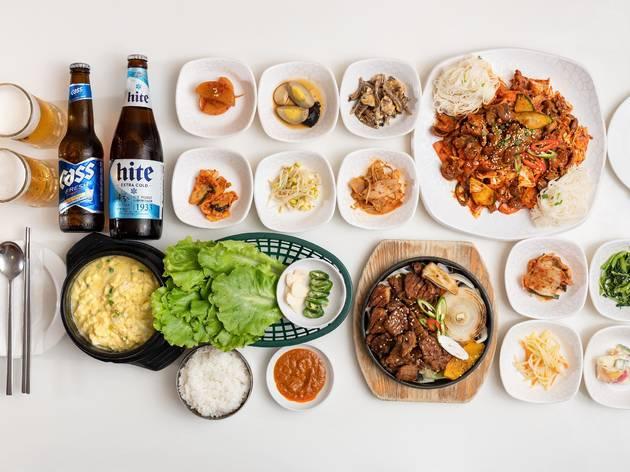 Hanwoori Korean Restaurant