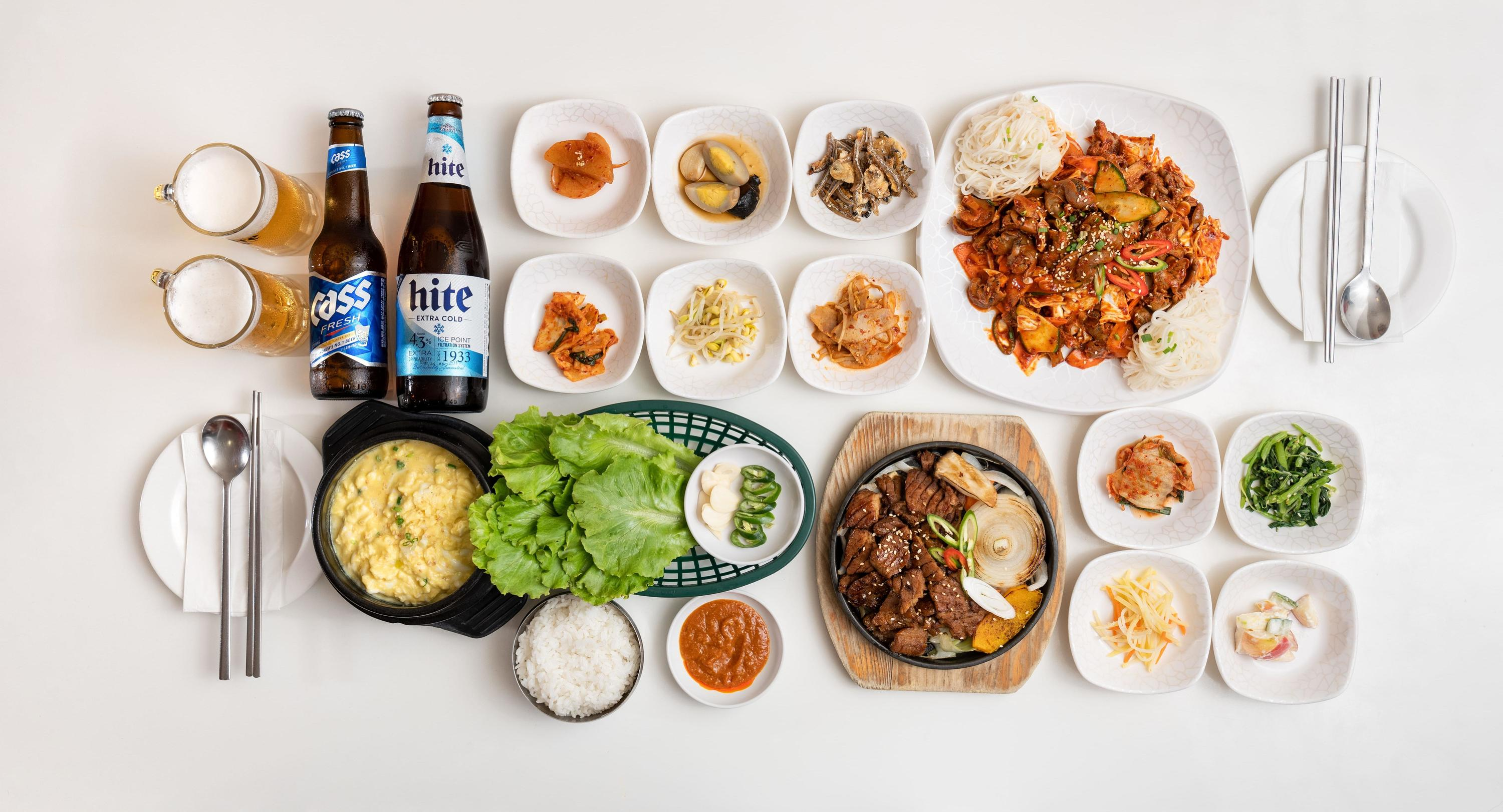 7 Best Restaurants With Korean Food Delivery In Singapore