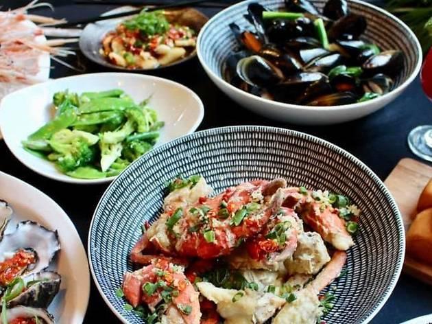 Harry's Singapore Chilli Crab Restaurant