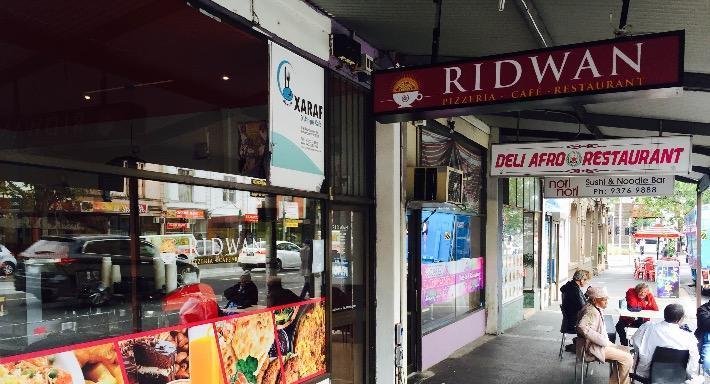 Ridwan Pizzeria Cafe Restaurant